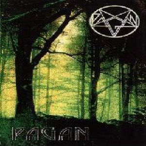 Pagan - Rehearsal Tape '96 cover art