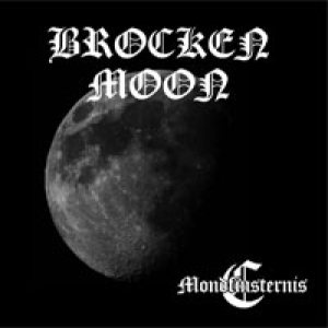 Brocken Moon - Mondfinsternis cover art