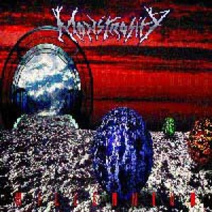 Monstrosity - Millennium cover art