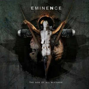 Eminence - The God of All Mistakes cover art
