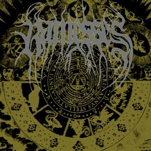 Ramesses - Misanthropic Alchemy cover art