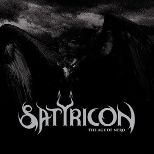Satyricon - The Age of Nero cover art
