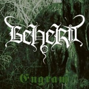 Beherit - Engram cover art