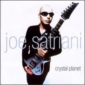 Joe Satriani - Crystal Planet cover art