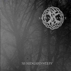 Somnolence - As Midgard Weeps cover art