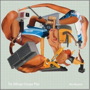 The Dillinger Escape Plan - Miss Machine cover art