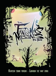 Melvins - Kentish Town Forum - London 1st May 2006 cover art