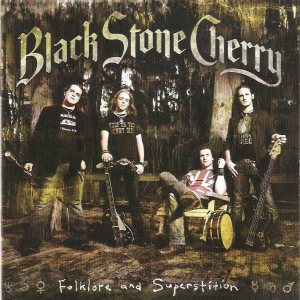 Black Stone Cherry - Folklore and Superstition cover art