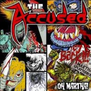 The Accüsed - Oh Martha! cover art