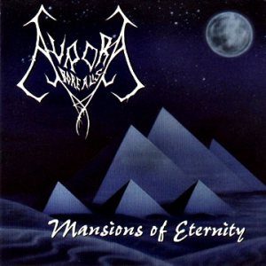 Aurora Borealis - Mansions of Eternity cover art
