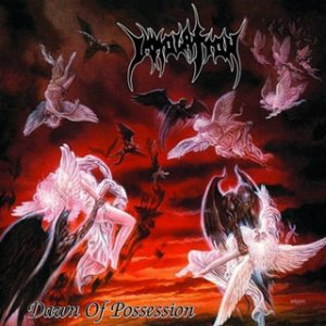 Immolation - Dawn of Possession cover art