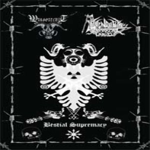 Wargoatcult - Bestial Supremacy cover art
