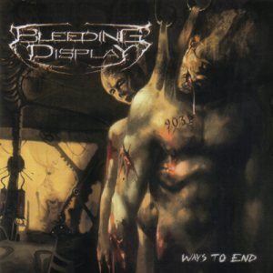Bleeding Display - Ways to End cover art