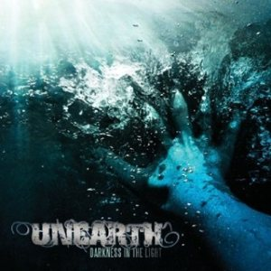 Unearth - Darkness in the Light cover art