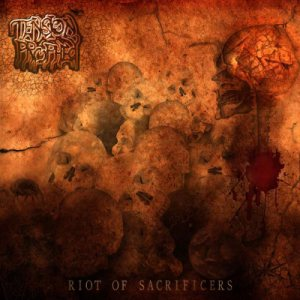 Tension Prophecy - Riot of Sacrificers cover art