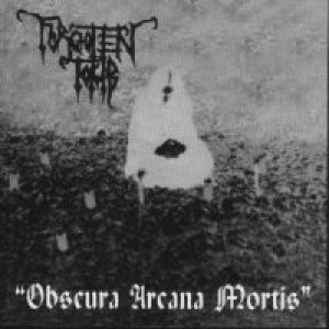 Forgotten Tomb - Obscura Arcana Mortis cover art