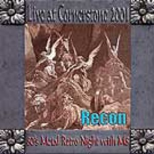 Recon - Live at Cornerstone 2001 cover art
