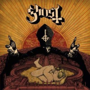 Ghost - Infestissumam cover art