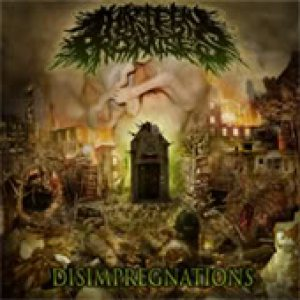 Thirteen Bled Promises - Disimpregnations cover art