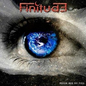 Finitude - Never See My Fall cover art