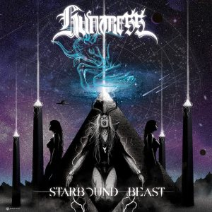 Huntress - Starbound Beast cover art