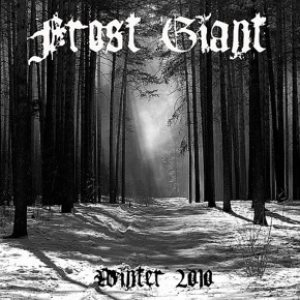 Frost Giant - Winter 2010 cover art