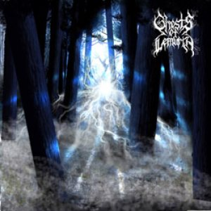 Ghosts of Lemuria - Ghost Hills cover art