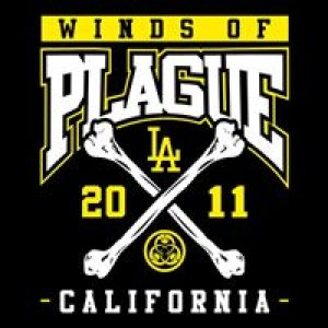 Winds of Plague - California cover art