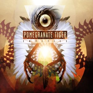 Pomegranate Tiger - Entities cover art