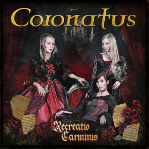 Coronatus - Recreatio Carminis cover art