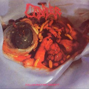 Cadaver - Dark Recollections / Hallucinating Anxiety cover art