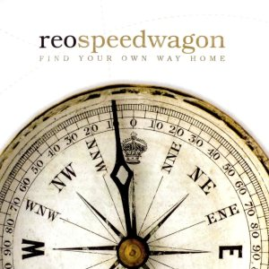 REO Speedwagon - Find Your Own Way Home cover art