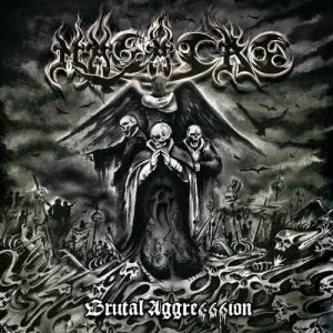 Masacre - Brutal Aggre666ion cover art