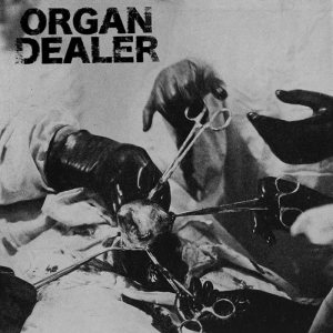 Organ Dealer - Demo 2014 cover art