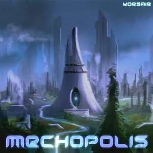 Korsair - Mechopolis cover art