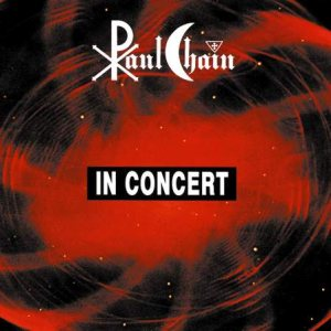 Paul Chain - In Concert cover art