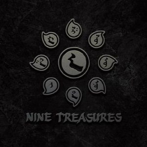 The Nine Treasures - Nine treasures cover art