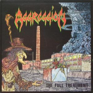 Aggression - The Full Treatment cover art