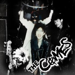 The Comes - Live 1985-1986 cover art