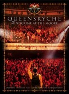 Queensryche - Mindcrime At the Moore cover art