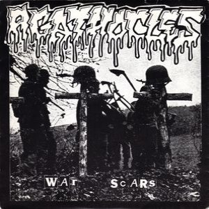 Agathocles - War Scars / Dethrone Christ cover art
