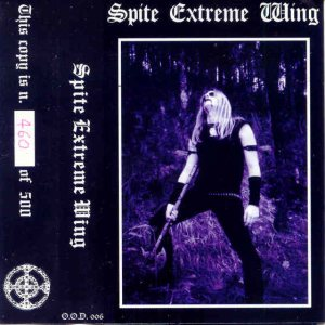 Spite Extreme Wing - Demo `99 cover art