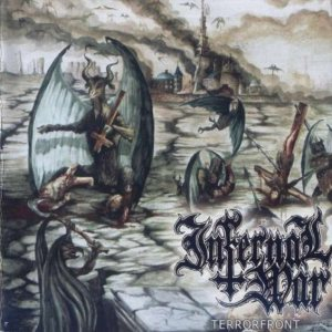 Infernal War - Terrorfront cover art