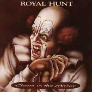 Royal Hunt - Clown in the Mirror cover art