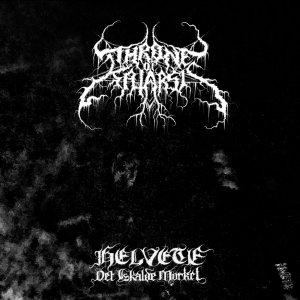 Throne Of Katarsis - Helvete - Det Iskalde Mørket cover art