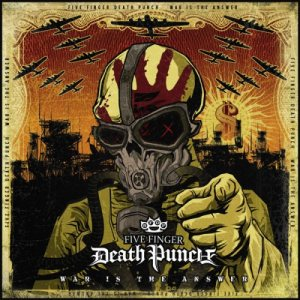 Five Finger Death Punch - War is the Answer cover art