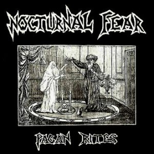 Nocturnal Fear - Pagan Rites cover art