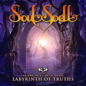 Soulspell - The Labyrinth of  Truths cover art