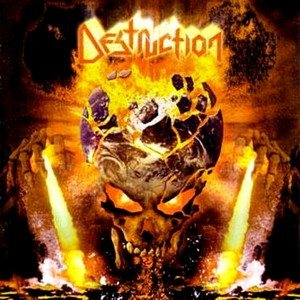 Destruction - The Antichrist cover art