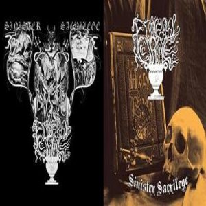 Funeral Circle - Sinister Sacrilege cover art